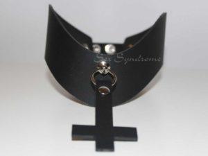 Halsband mit Kreuz Sex Zubehör accessoire