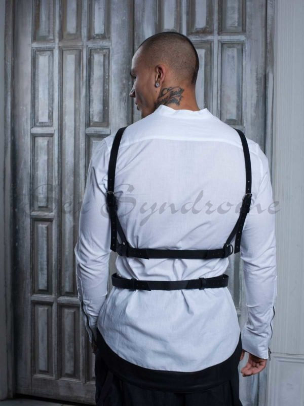 Leather harness Dominant