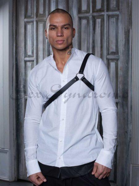 Top Handsome - Ledergürtel für Männer