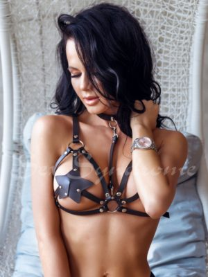 Leather Harnesses for Women